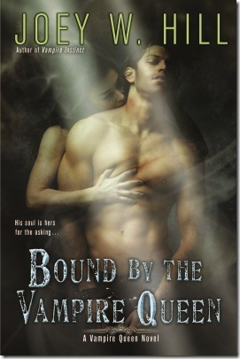Bound  by  a Vampire Queen (Vampire Queen, #8) by Joey W. Hill