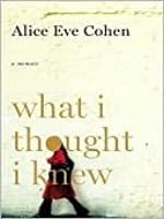 What I Thought I Knew: A Memoir