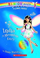 India The Moonstone Fairy (Jewel Fairies, #1) (Rainbow Magic)