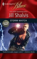 Storm Watch (Harlequin Blaze, #487) (Uniformly Hot!, #8)
