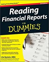 Reading Financial Reports For Dummies (For Dummies (Lifestyles Paperback))