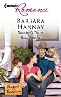 Rancher's Twins: Mom Needed (Harlequin Romance)