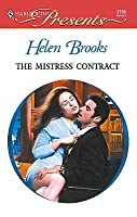 Mistress Contract (9 To 5) (Harlequin Presents, No 2153)