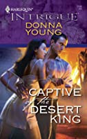 Mills & Boon : Captive Of The Desert King  by  Donna Young