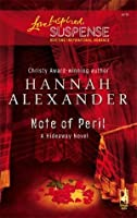 Note Of Peril (Steeple Hill Love Inspired Suspense #1)