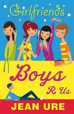 Boys R Us  by  Jean Ure