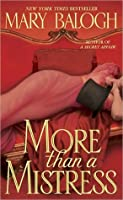 More Than a Mistress (Mistress Trilogy #1)