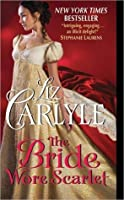 The Bride Wore Scarlet (Fraternitas #2)