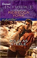 Solid as Steele (Harlequin Intrigue)