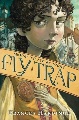 Fly Trap Frances Hardinge
