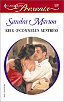 Keir O'Connell's Mistress (O'Connells, #1)