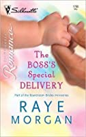 The Boss's Special Delivery (Silhouette Romance)
