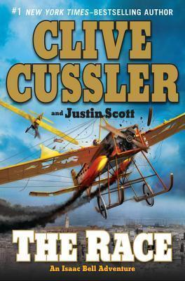 The Race (Isaac Bell, #4)  by  Clive Cussler