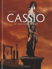 Le second coup (Cassio, #2)  by  Stephen Desberg