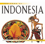 Food of Indonesia: Authentic Recipes from the Spice Islands  by  Heinz Von Holzen