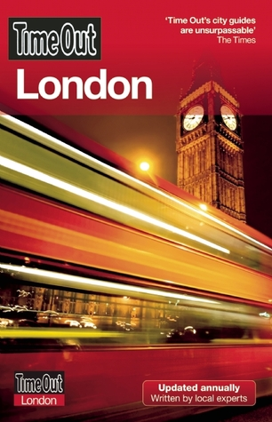 Time Out London 17th edition Time Out