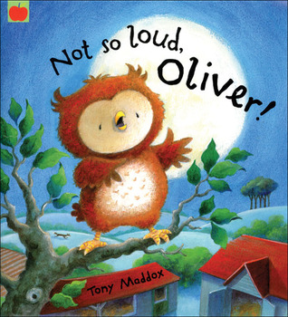 No So Loud, Oliver! Tony Maddox