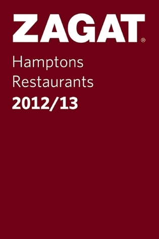 2012/13 Hamptons Restaurants Zagat Survey