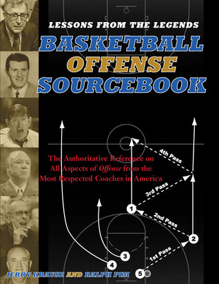 Lessons From The Legends: Basketball Offense Sourcebook Jerry Krause