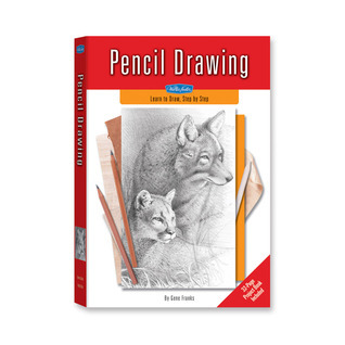 Pencil Drawing Kit  by  Gene Franks