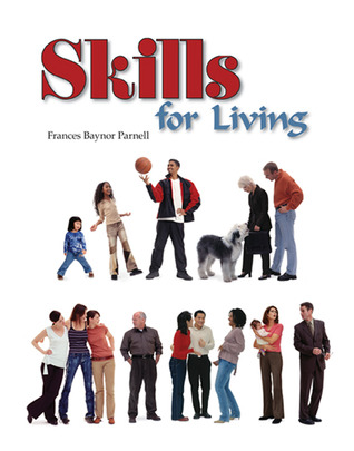 Skills for Living: Teachers Resource Binder [With 24 Qty] Frances Baynor Parnell