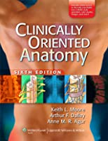 Clinically Oriented Anatomy, Sixth Edition: Softcover North American Edition