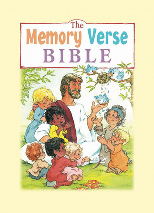 The Memory Verse Bible Storybook K. Christie Bowler