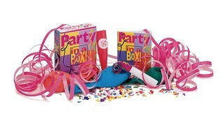 Party In a Box: Everything You Need For An Instant Celebration  by  Running Press
