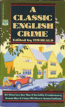 A Classic English Crime Tim Heald