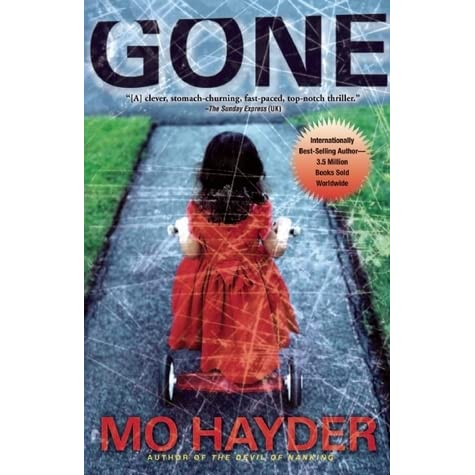 Gone (Jack Caffery, Book 5) by Hayder, Mo