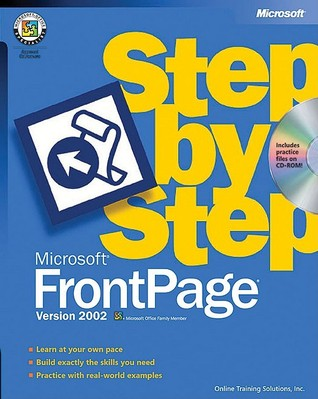 Microsoft® FrontPage® Version 2002 Step Step by Online Training Solutions