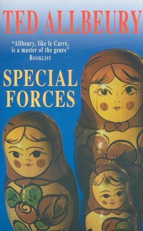 Special Forces  by  Ted Allbeury
