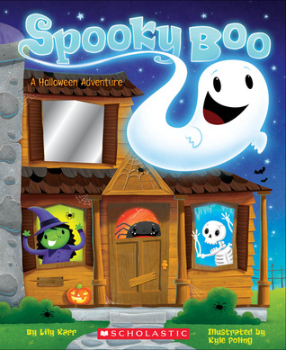 Spooky Boo! A Halloween Adventure  by  Lily Karr