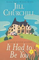 It Had to Be You (Grace & Favor Mysteries #5)