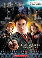 Hogwarts Through The Years Poster Book Updated