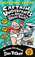 Captain Underpants and the Attack of the Talking Toilets - Collectors' Edition
