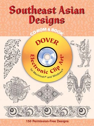 Southeast Asian Designs CD-ROM and Book  by  Marty Noble