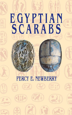 Scarab Shaped Seals  by  Percy E. Newberry