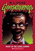 Night of the Living Dummy (Goosebumps, #7)