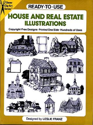 Ready-to-Use House and Real Estate Illustrations Leslie Franz