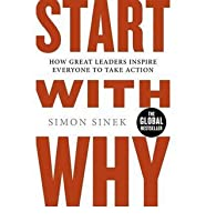 Start with Why (Paperback)