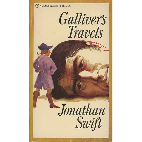"a review of jonathan swifts gulliver travels Analysis of the enlightenment from jonathan swift's ""gulliver's travels"" this essay analysis of the enlightenment from jonathan swift's ""gulliver's travels"" and other 64,000+ term papers, college essay examples and free essays are available now on reviewessayscom."