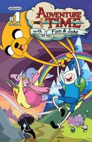 Adventure Time with Finn & Jake (Issue #1)  by  Ryan North
