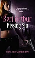 Kissing Sin (Riley Jenson Guardian, #2)