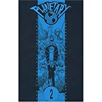 Planetary, Vol. 2: The Fourth Man