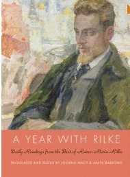 A Year with Rilke  by  Anita Barrows