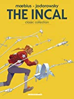 The Incal: Oversized Deluxe Edition