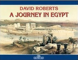 A Journey In Egypt  by  David    Roberts