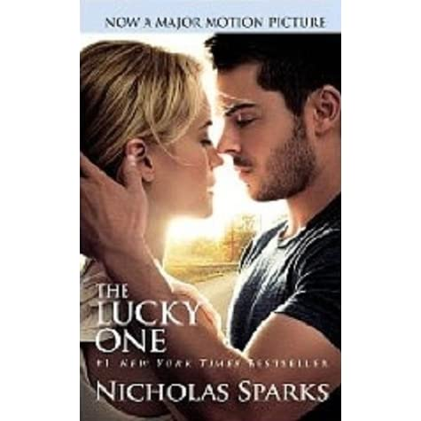 an analysis of the lucky one by nicholas sparks The lucky one by: nicholas sparks characters antagonist: keith clayton ~ tries to keep logan away from elizabeth, his ex-wife, and his son, ben.