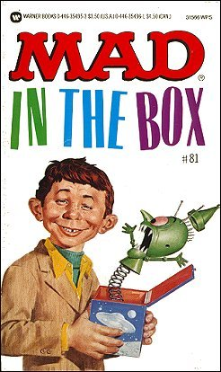 Mad in the Box MAD Magazine
